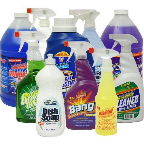 Impresionante Limpieza Productos Para La Exportación-Otros