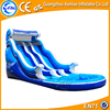 Hot sale commercial inflatable slide,jumbo water slide inflatable with pool