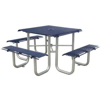 Street Stainless Steel Outdoor Picnic Table For Kids Buy Kids - Stainless steel picnic table