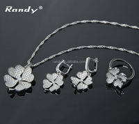 Alloy hello kitty jewelry set