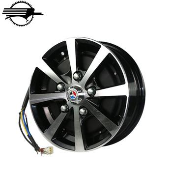 2018 New Design 6000w Electric Car Wheel Hub Motor Kit Made In China