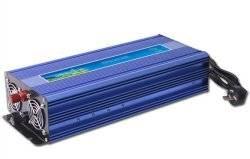 GOWE 1500W Pure Sine Wave Power Inverter,DC/AC Inverter For Wind/ Solar PV System,DC12/24/48V to AC110-120V, AC220- 240V,CE Approval