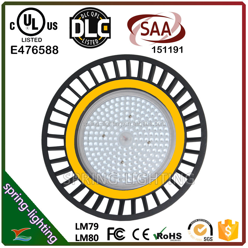 200w Ufo Led High-bay Luminaire,With 18000 Lumens Replace 400w Hid ...