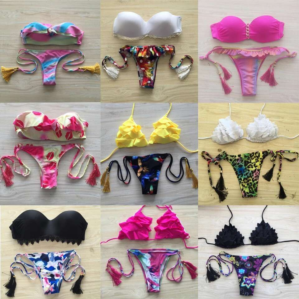 Ebay De Playa Nueva Llegada Brasil Cybermonday Amazon Bikini Buceo Baño Buy Traje Última Desgaste Trajes Hawai 80nOwXPk