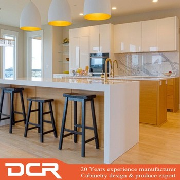 Foshan Factory Direct Cheap Double Sided Lacquer Kitchen ...