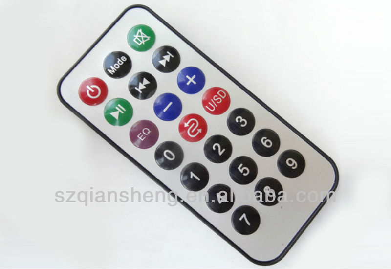 Universal IR Remote Control for Car Audio Remote Control MP3 DVD