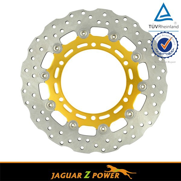 Front Brake Disc Rotor For Yamaha YZF1000R YZF-R1 BT1100 XVS1100 FJR1300 XJR1300