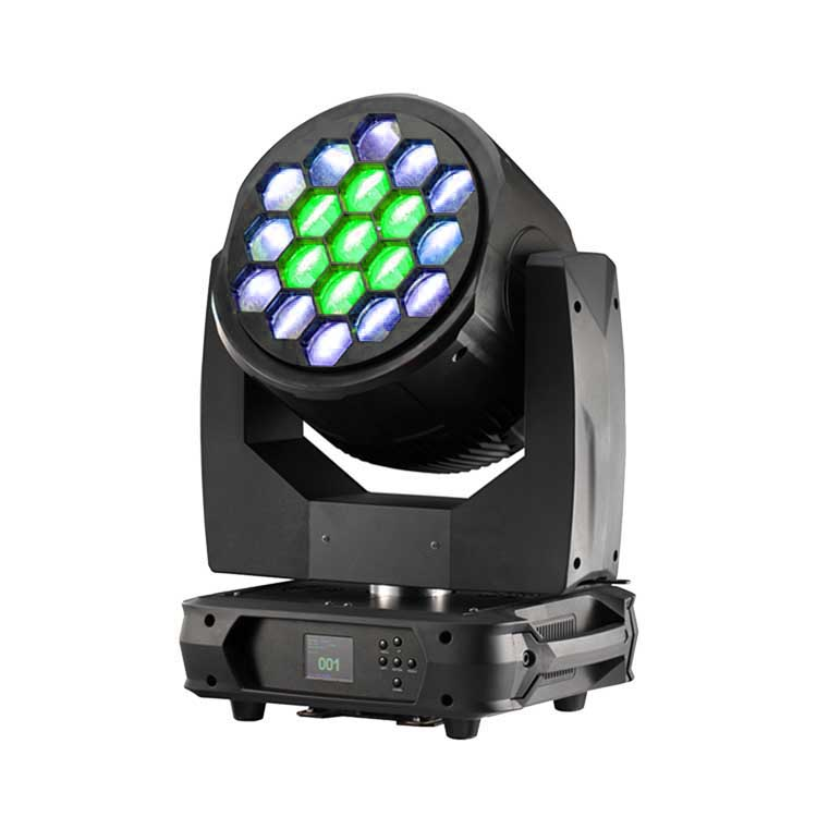 Stage Lighting Effect Led Zoom Moving Head Light Rgbwa 36x15w Led Moving Wash 5in1