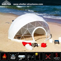 Eco Friendly Cheap Outdoor Modular Dome Homes From China Manufacturer
