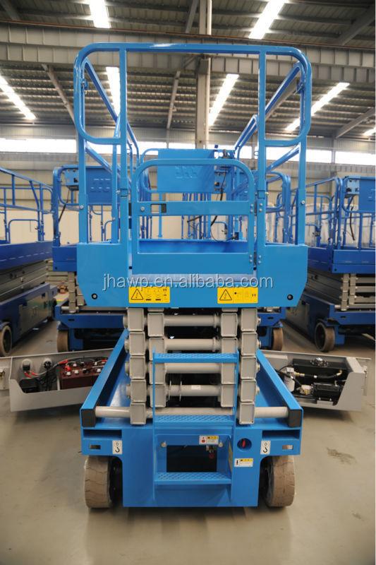 Hydraulic Vertical Lift : Hydraulic lift platform vertical man price buy