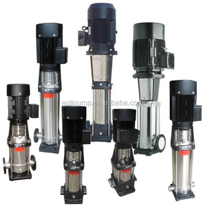 Promotional small type vertical multistage booster centrifugal water pump
