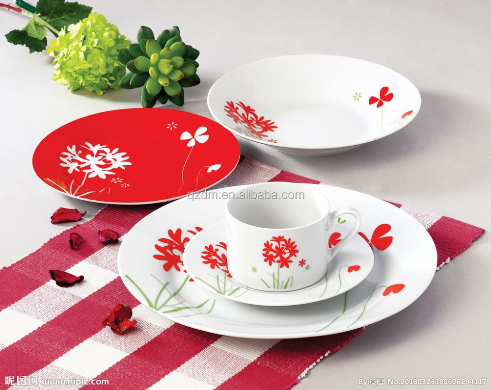 & Melamine Western Dinnerware Sets Wholesale Melamine Suppliers - Alibaba