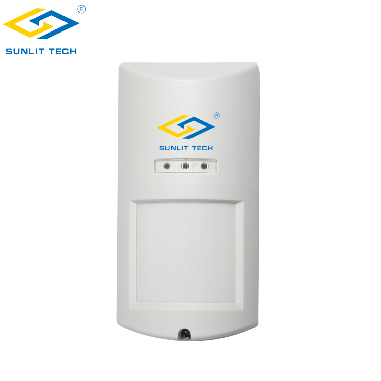 Hot Sell Battery Life 2 Years Outdoor Wireless PIR Motion Alarm Detector