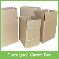 Top-quality Custom Size Logo Printed Corrugated Packing Box Honeycomb Paper Packaging Carton for Furniture/Warehouse