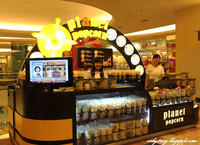 Shopping Mall Modern Design Popcorn Machine With Popcorn Kiosk ...