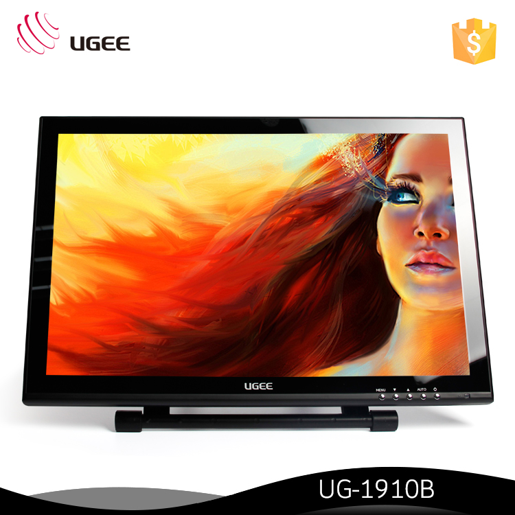 Ugee UG1910B 19 Inch Graphic Drawing Pen Tablet Monitor