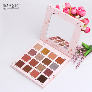 IMAGIC Makeup eye with eyeshadow easy eyeshadow different eyeshadow