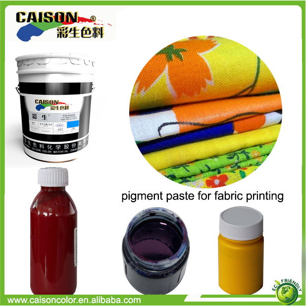 complete types pigment color paste free sample