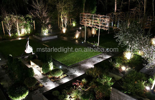 Ip65 3w 12v Outdoor Led Garden Light Landscape Lights
