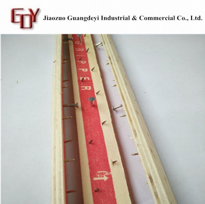 Factory Sale Carpet Transition Strip Metal Flooring Edge Trim