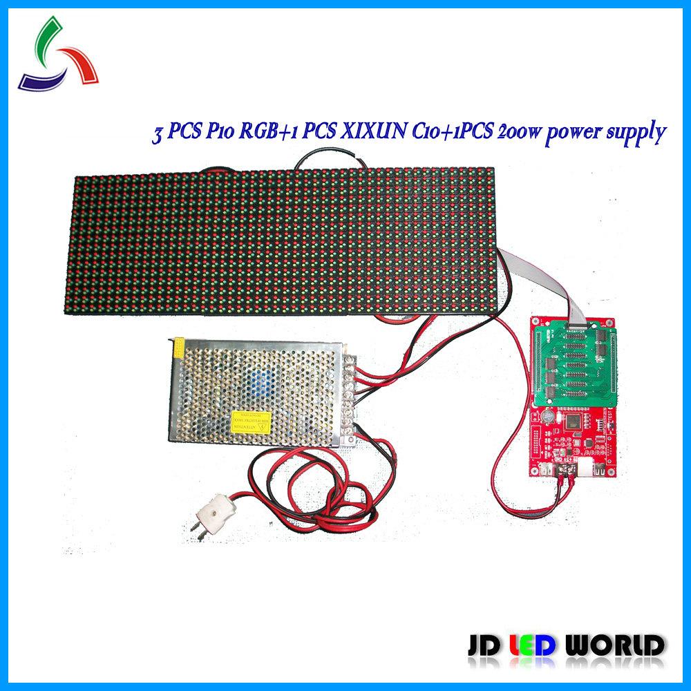 P10 Led Module Circuit Diagram Images