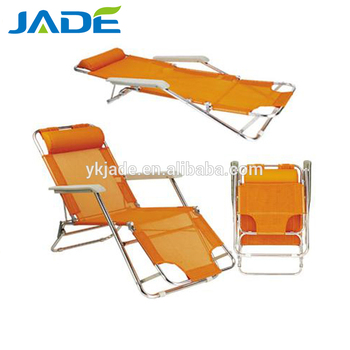 Genial Cheap Custom Folding Lounge Chair And Multi Function Folding Beach Chair  With Footrest For Sale