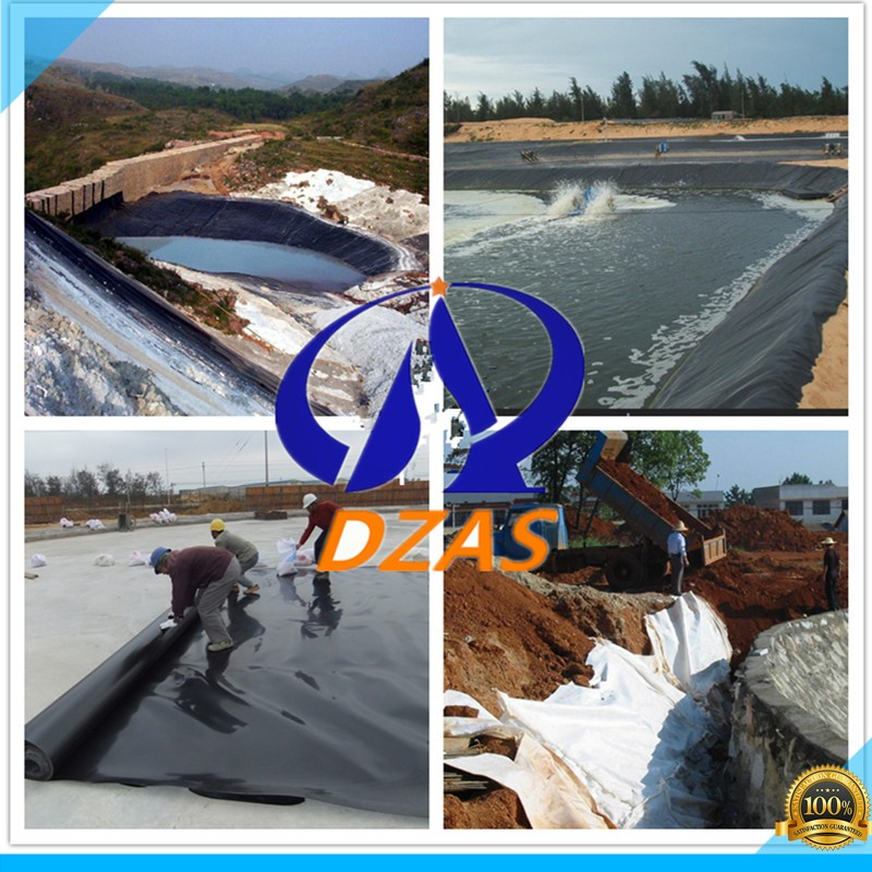 2016 New Product Fish Farm Pond Liner Hdpe Geomembrane Price,Hdpe ...