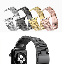 HOCO New Stainless Steel Classic Strap Buckle Watch Band For Apple Watch 38/42