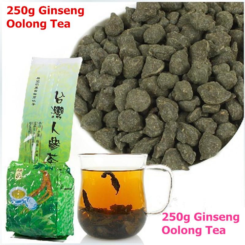 [GRANDNESS] 250g Sweet * Premium Organic Taiwan Green Ginseng Oolong Tea * Renshen Tea (Lan Gui Ren)