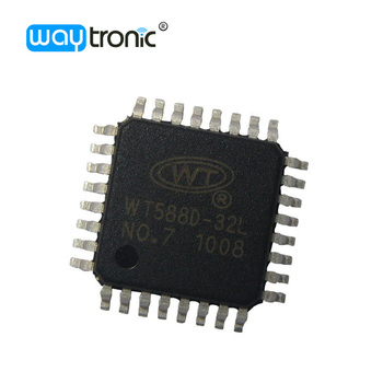 Wt588d-32l Plug-in Spi-flash Industrial Voice Ic Chip - Buy Industrial  Voice Chip,Industrial Voice Ic,Industrial Ic Chip Product on Alibaba com