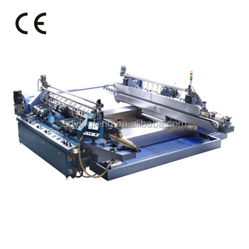 JFD-20 Edging Glass Straight Line Double Edging Machine
