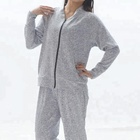 Women cotton fabric pajamas