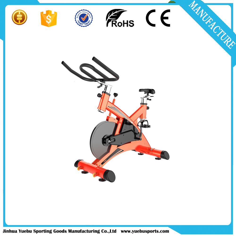 2017 Professional Fitness 25kgs Flywheel Indoor commercial spin bike