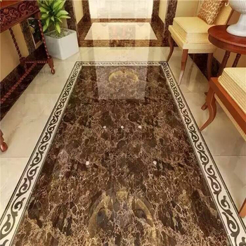 6060 Ceramics Porcelain Floor Tile Low Price First Living Room Full Polished Glaze Slip