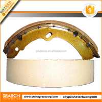 K1152 rear brake shoe replacement manufacturers