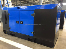 YUFA Power solution Silent Generator AC three phase 20KW weifang engine diesel generator set