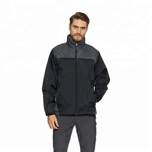 Wholesale Softshell Jacket Waterproof Breathable Windbreaker