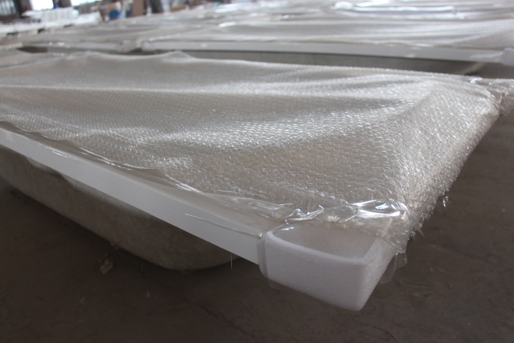Grande queda de Zinco em Acrílico banheira Portátil para adulto