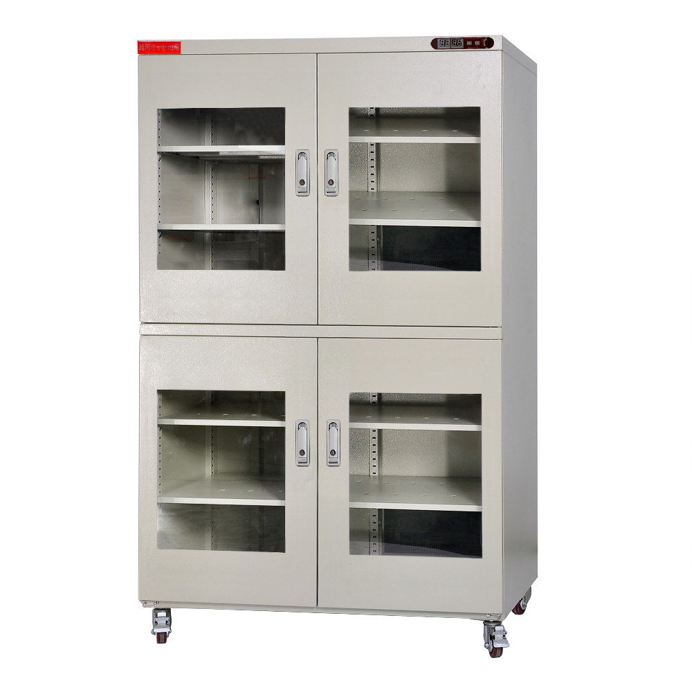 Industry Stainless Steel Plate Nitrogen / N2 Cabinet for Electronic Component, MSD/SMT / IC/PCB/BGA storage