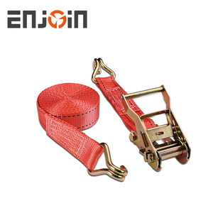 wholesale 35mm Container Lashing ratchet tie down straps with cam buckle