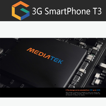 Professional OEM service New model T3 Big memory 3G smart phone Hammer screen Android 6.0 system