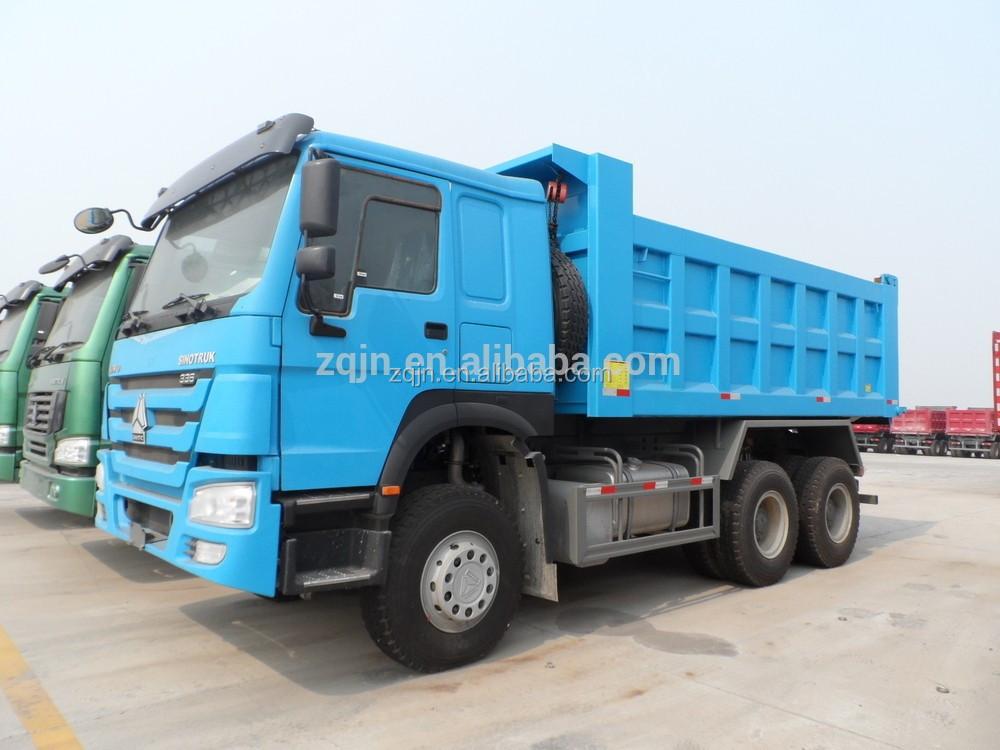 מרענן SINOTRUCK 6X4 howo טיפר טוב יותר מאשר ניסן דיזל א. ד. dump משאית NA-99