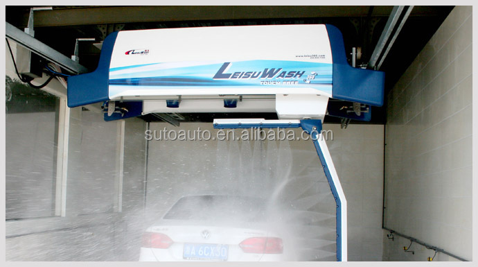 China Best Car Wash Machine Automatic Touch Free Car
