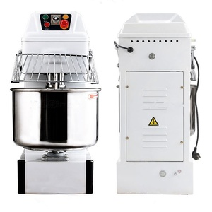 Commercial used bakery equipment electric stainless steel dough mixer prices