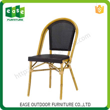 Oem Service Decorative bamboo look fabric outdoor furniture