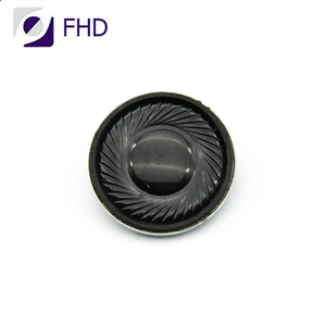 28mm 100 ohm 115db headphone speaker factory for sale