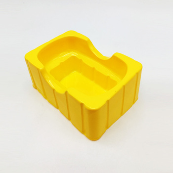 Custom Vacuum Forming Plastic Thermoformed Hard Blister Tray