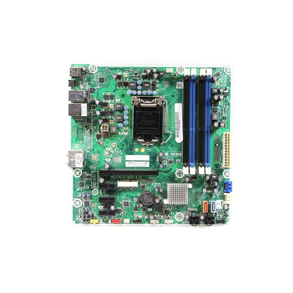 HP e7000 Indio-UL8E MS-7613 CORE I5 I7 Motherboard MS-7613 586371-001 583651-001