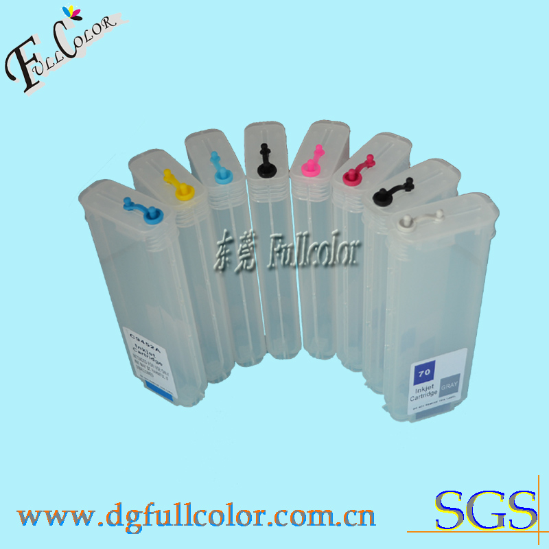 2014 New Refillable Ink Cartridge For Hp T790 Printer