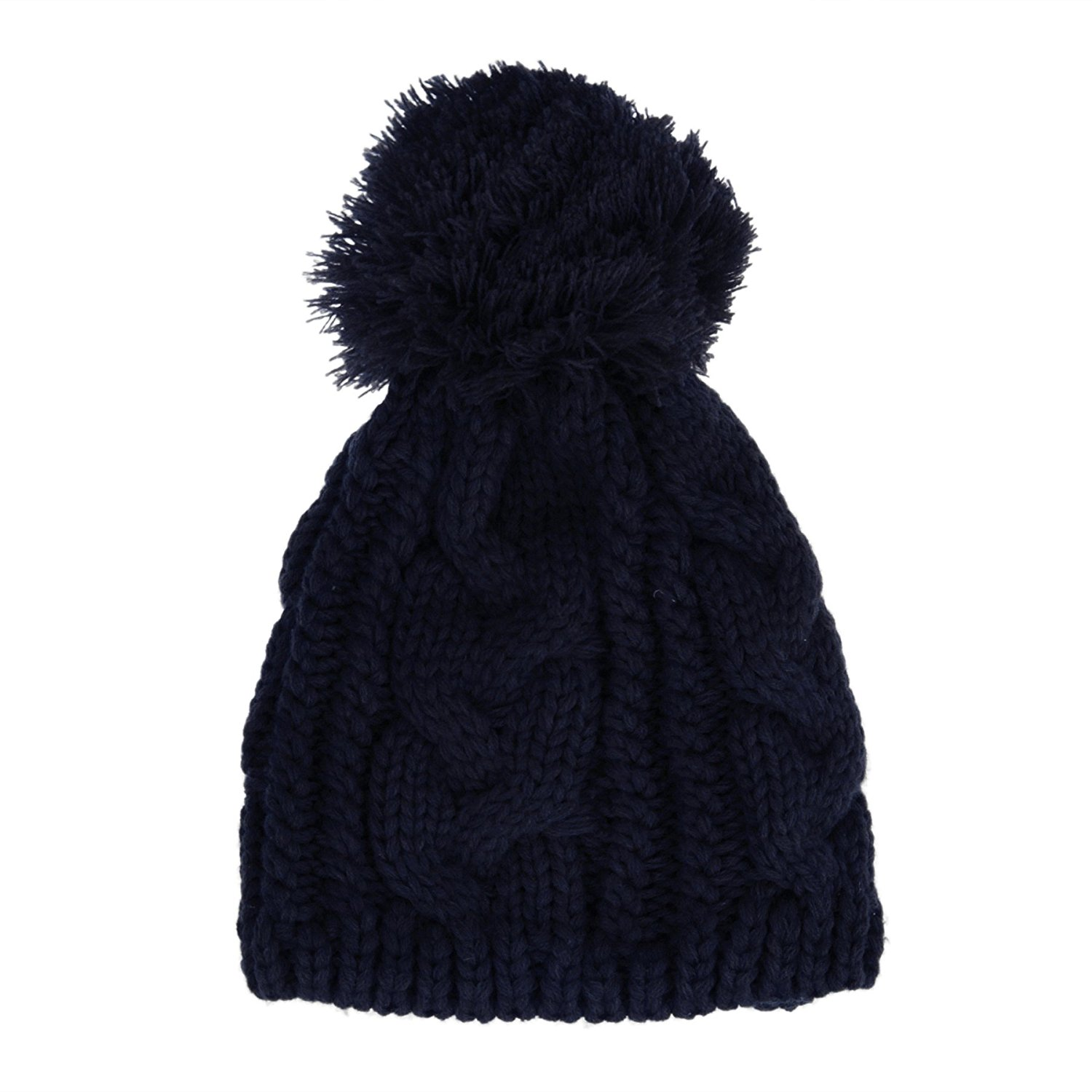 Unisex Fashion Wool Knitted Hat Beanie Autumn Winter Warm Outdor Sports Camping Hiking Cycling Ski Caps Crochet Beanie Hats for Men Women